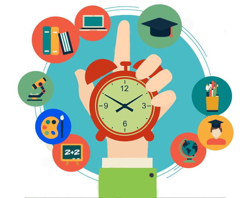 Анализ использования рабочего времени
