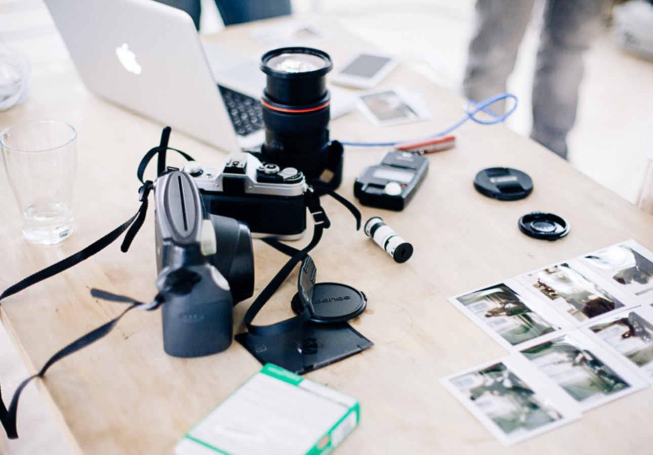 основы фотографирования для начинающих лучше